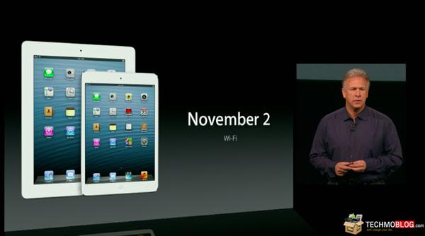 Ipad mini 32gb wi-fi ราคา $429 (ประมาณ 13,300