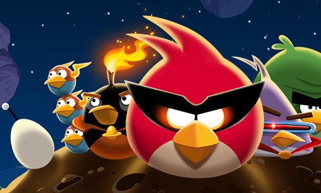 7 2555 Rovio Angry Birds Space Windows Phone