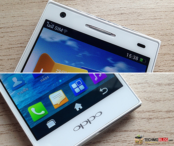 Oppo Find 5 review: Oppo-lent screen - GSMArena.com tests