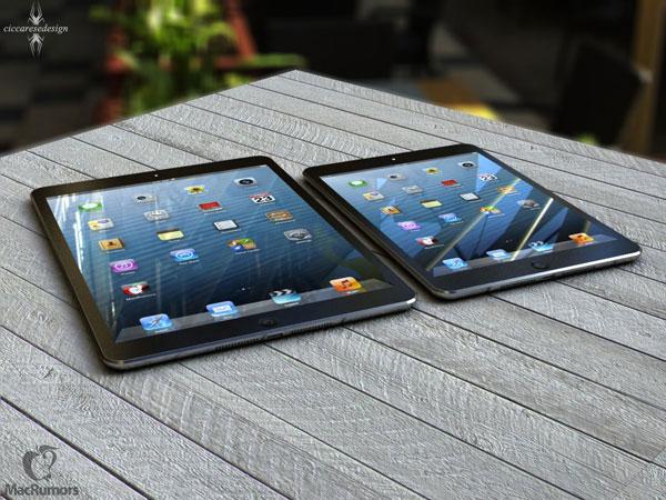 iPad 5 (ไอแพด 5) สรุปข้อมูลสเปค ราคา วันวางจำหน่าย อัพเดทล่าสุด [1-ก.ค.-56] : ภาพหลุด แบบร่าง iPad 5 (ไอแพด 5) บางเกือบเท่า iPad mini