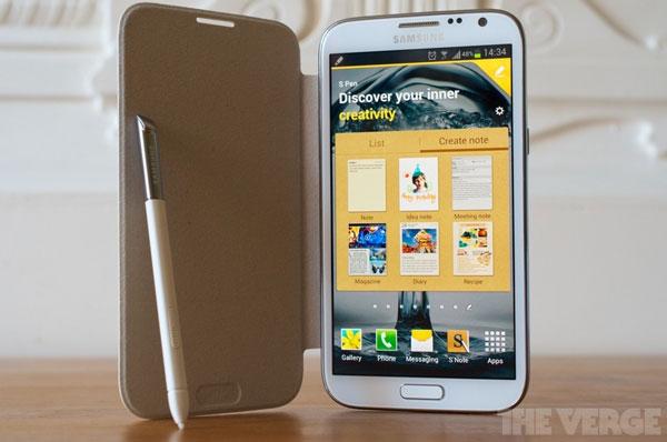Samsung Galaxy Note 3 (Note III) ซัมซุง กาแลคซี่ โน้ต 3 อัพเดทสเปค ข้อมูลล่าสุด [2-ก.ค.-56] : Samsung Galaxy Note 3 (Note III) เปิดตัว 4 กันยายนนี้