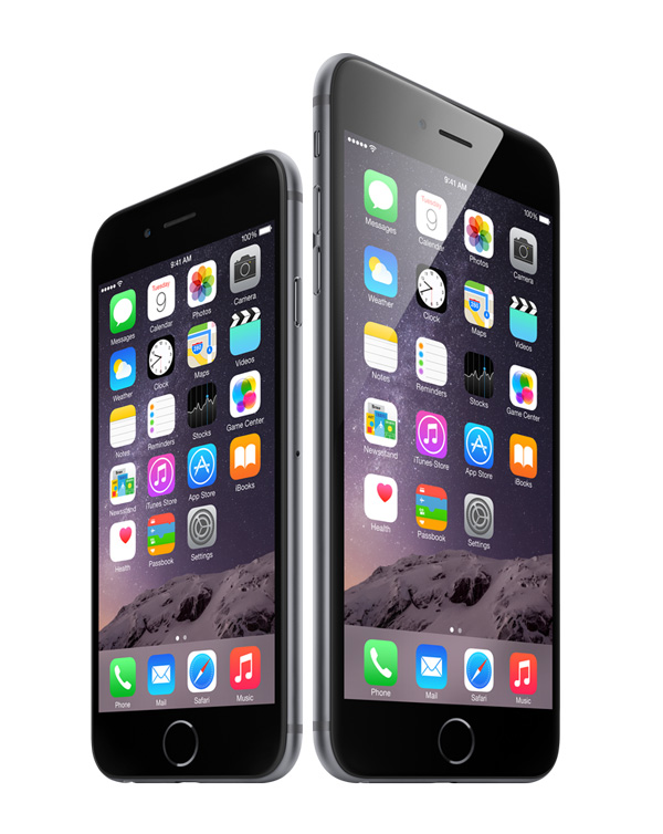 iPhone 6 และ iPhone 6 Plus !!!!!