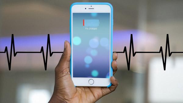 วิธีการประหยัดแบต iPhone