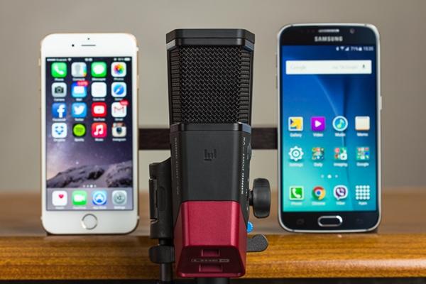 เปรียบเทียบเสียงจากลำโพงของ iPhone6 และ Samsung Galaxy S6 รุ่นไหนเสียงดีกว่ากัน?