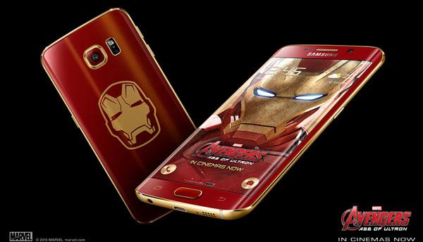 Samsung Galaxy S6 edge ราคา อัพเดท สเปค พร้อม ข้อมูลล่าสุด : คลิปแกะกล่อง Samsung Galaxy S6 edge เวอร์ชัน Iron Man มาแล้ว! ด้วยตัวเครื่องสีแดง ขอบทอง
