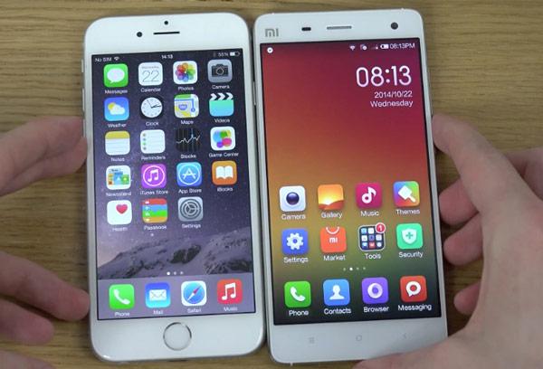 Xiaomi Xiaomi Apple