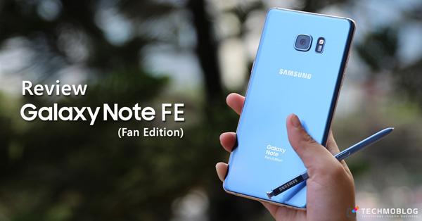 รีวิว Samsung Galaxy Note FE