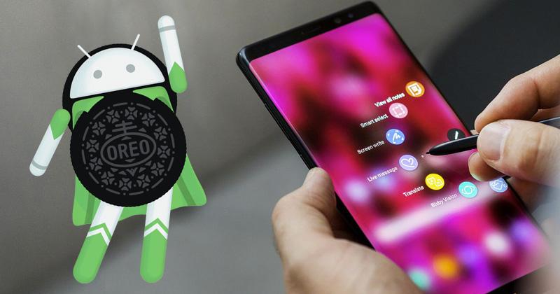 มาเร็วกว่าที่คาด! Samsung เริ่มปล่อยอัปเดต Android 8 0 Oreo