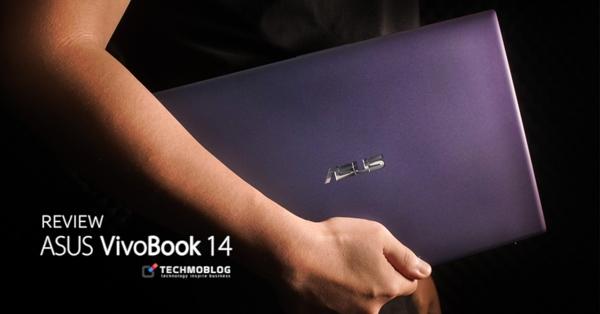 รีวิว] ASUS VivoBook 14 X412U โน้ตบุ๊กดีไซน์สวยไซส์กะทัดรัด