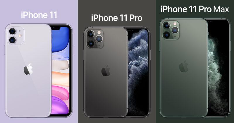 iphone 11 vs iphone 11 pro vs iphone 11. Black Bedroom Furniture Sets. Home Design Ideas