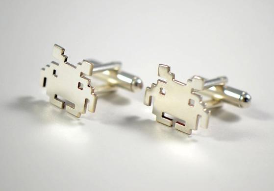 Circuit Board Cufflinks The Rusted Key