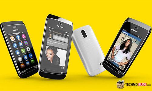 รูปภาพ Nokia Asha 309 (โนเกีย Asha 309)