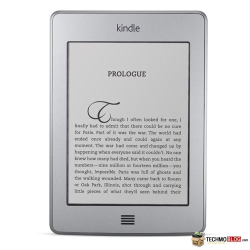 รูปภาพ  Amazon Kindle Touch Wi-Fi (อะเมซอน Kindle Touch Wi-Fi)