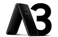 Samsung Galaxy A3 (2017) น้องเล็ก A-Series เปิดตัวครั้งแรกในไทย เคาะราคา 11,900 บาท ชูจุดเด่นบอดี้กันน้ำ IP68, จอ Super AMOLED และรองรับ Samsung Pay วางจำหน่าย 20 มกราคมนี้