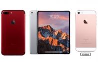 Apple Online Store ปิดให้บริการชั่วคราวแล้ว คาดเตรียมเปิดตัว iPad Pro โฉมใหม่ พร้อม iPhone 7 สีแดง และ iPhone SE 128GB!
