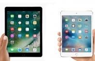 ระหว่าง iPad รุ่นใหม่ (2017) กับ iPad mini 4 รุ่นเก่าต่างกัน 1,000 บาท ควรเลือกรุ่นไหนดี?