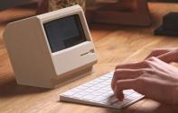 แปลงโฉม iPhone ให้กลายเป็นเครื่อง Macintosh ย่อส่วนด้วย Elago M4 Stand ในงบแค่พันเดียว