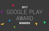 Google ประกาศรายชื่อแอปพลิเคชันที่ได้รับรางวัล Google Play Award 2017 มีแอปฯ ใดเข้าตากรรมการบ้าง มาดูกัน