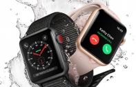 เปิดตัว Apple Watch Series 3 มาพร้อมระบบ LTE สามารถใช้งานเป็นโทรศัพท์ได้โดยไม่ต้องมี iPhone ใกล้ตัว และชิปเซ็ตแบบ Dual-Core เคาะราคาเริ่มต้นที่ 11,900 บาท จำหน่าย 22 กันยายนนี้