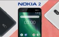 เผยภาพ Nokia 2 มือถือรุ่นเล็กที่มาพร้อมแบต 4000mAh หน้าจอ 5 นิ้ว และ RAM 1 GB จ่อเปิดตัวเร็วๆ นี้