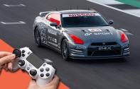 เมื่อนักแข่งรถมืออาชีพต้องมาขับ Nissan GT-R ด้วยจอย PlayStation 4 จะมันส์แค่ไหนไปดูกัน!