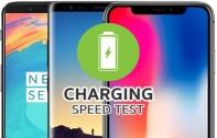 OnePlus 5T vs iPhone X vs Samsung Galaxy Note 8 รุ่นไหนชาร์จแบตได้เร็วกว่า มาดูผลการทดสอบกัน! (มีคลิป)
