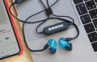 [รีวิว] Shure SE215 Wireless หูฟังไร้สายแบบ In-Ear ดีไซน์กะทัดรัด รองรับการใช้งานนานถึง 8 ชั่วโมง เสียงเบสแน่น โทนเสียงอิ่ม เคาะราคาค่าตัวที่ 6,990 บาท