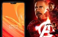 OnePlus จับมือ Marvel เตรียมเปิดตัว OnePlus 6 รุ่นพิเศษ Avengers: Infinity War Special Edition เร็ว ๆ นี้