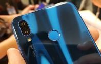 Huawei nova 3e เปิดตัวในไทยแล้ว เคาะราคาที่ 10,990 บาท! จัดเต็มด้วยจอไซส์ใหญ่ RAM 4GB ROM 128GB กล้องหน้า 24 ล้าน และกล้องหลังคู่ถ่ายหน้าชัดหลังเบลอ บนดีไซน์ตัวเครื่องกระจกมันเงา