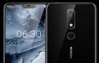 เปิดตัว Nokia X6 มือถือดีไซน์จอบากรุ่นแรกของโนเกีย มาพร้อม RAM สูงสุด 6 GB พร้อมกล้องคู่ 16MP เคาะราคาเริ่มต้นที่ 6,390 บาท
