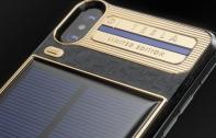 วางขายแล้ว iPhone X Tesla จาก Caviar รุ่นพิเศษ สามารถชาร์จแบตเตอรี่ด้วยพลังงานแสงอาทิตย์ได้ เคาะราคาค่าตัวเริ่มต้นที่ 142,000 บาท!