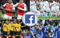 Facebook ปิดดีลสะท้านวงการสตรีมมิ่ง หลังคว้าสิทธิ์ถ่ายทอดสดฟุตบอล Premier Leagueในอาเซียนแล้ว มีไทยด้วย!