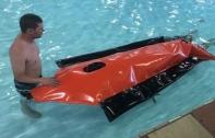 เผยภาพแรก กระสวยดำน้ำจาก Wing Inflatables และ SpaceX ของ Elon Musk สำหรับช่วยชีวิตภารกิจถ้ำหลวง 13 ชีวิต เตรียมส่งด่วนถึงไทย