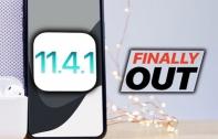 Apple ปล่อยอัปเดต iOS 11.4.1 แล้ว เพิ่มฟีเจอร์ USB Restriced Mode โหมดจำกัดการเข้าถึงพอร์ต USB และเน้นแก้บั๊ก ดาวน์โหลดได้แล้ววันนี้