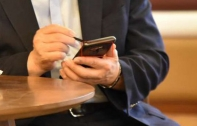 หลุดภาพ DJ Koh ซีอีโอ Samsung แอบใช้ Samsung Galaxy Note 9 ยืนยันตำแหน่งสแกนลายนิ้วมือเปลี่ยน ลุ้นเปิดตัวพร้อมกัน 9 สิงหาคมนี้