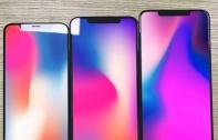 หลุดภาพชิ้นส่วนหน้าจอบน iPhone 2018 ทั้ง 3 รุ่น ยืนยันมาพร้อมดีไซน์จอบาก แต่ iPhone 9 ขอบจอหนากว่า