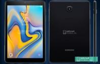 เผยภาพแรก Samsung Galaxy Tab A 8.0 (2018) ปรับดีไซน์ให้เล็กลง ขอบจอบางเฉียบกว่าเดิม และไร้เงาปุ่ม Home จ่อเปิดตัว 9 ส.ค.นี้พร้อม Note 9
