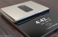 Samsung แพลนเปิดตัว Samsung Galaxy X มือถือจอพับได้ในปี 2019 นี้ คาดมาพร้อมจอ 7 นิ้ว เน้นเจาะกลุ่มตลาดเกมเมอร์