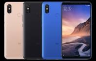 เปิดตัว Xiaomi Mi Max 3 มือถือสายพันธุ์อึด ด้วยแบตใหญ่จุใจ 5,500 mAh พร้อมหน้าจอขนาดใหญ่ 6.9 นิ้ว และ RAM 6 GB เคาะราคาเริ่มต้นที่ 8,500 บาท