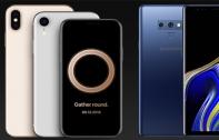อุ่นเครื่องก่อนเปิดตัวคืนนี้! เปรียบเทียบขนาด iPhone XS Max และ iPhone XC เครื่องดัมมี่ กับ Samsung Galaxy Note 9 แตกต่างกันแค่ไหน ?