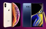เปรียบเทียบ iPhone XS และ Samsung Galaxy Note 9 สองเรือธงพรีเมียมแห่งปี จะมีจุดเด่นต่างกันอย่างไร เทียบให้ดูชัดๆ ที่นี่