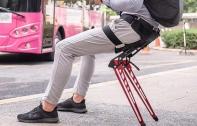 อยู่ที่ไหนก็นั่งได้! LEX เก้าอี้ 2 ขาเพื่อสุขภาพ สามารถพับเก็บได้ น้ำหนักเบา พกพาสะดวก รองรับน้ำหนักมากถึง 120 กิโลกรัม เก้าอี้สุดชิคที่สายเดินทางห้ามพลาด!