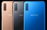เผยภาพเรนเดอร์ Samsung Galaxy A7 (2018) พร้อมภาพหลุดเครื่องจริง! มีลุ้นเป็นมือถือ Samsung รุ่นแรกที่มาพร้อมกล้องหลัง 3 ตัว