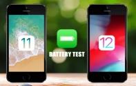 เปรียบเทียบความอึดของแบตเตอรี่บน iPhone 5S และ iPhone รุ่นเก่าหลังอัปเดต iOS 12 ใช้งานได้นานขึ้นกว่าเดิมหรือไม่ ? (ชมคลิป)