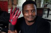 หนุ่มเคนย่าวัย 25 ประดิษฐ์ Sign-IO ถุงมือแปลภาษาใบ้ เปลี่ยนการเคลื่อนไหวของภาษามือให้กลายเป็นเสียงพูด หวังสื่อสารกับหลานสาวที่หูหนวกแต่กำเนิด