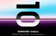 Samsung ประกาศจัดงาน UNPACKED 2019 แล้ว วันที่ 20 กุมภาพันธ์นี้ ยืนยันเปิดตัว Samsung Galaxy S10 แน่นอน!