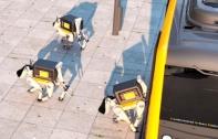 หุ่นยนต์สุนัขส่งสินค้าและรถขนส่งสินค้าแบบไร้คนขับ กำลังจะกลายเป็นทางเลือกใหม่ของการส่งสินค้าในอนาคต