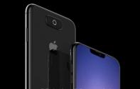 เผยภาพเรนเดอร์ iPhone XI รุ่นต้นแบบ บอกใบ้จอบากขนาดเล็กลง และกล้องด้านหลัง 3 ตัวแบบแนวนอนคล้าย iPhone 8 Plus