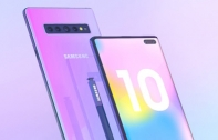 Samsung Galaxy Note 10 กับภาพเรนเดอร์แบบ 3D ชุดล่าสุด จ่อมาพร้อมกล้องหน้าหลัง 6 ตัว บนดีไซน์หน้าจอเจาะรูและบอดี้หลากสี