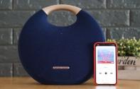 [รีวิว] harman/kardon Onyx Studio 5 ลำโพงไร้สายรุ่นใหม่ในดีไซน์พรีเมียม สะดวกในการพกพาด้วยหูจับอะลูมิเนียม พร้อมคุณภาพเสียงอันทรงพลัง เคาะราคาที่ 9,990 บาท